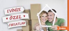 Evinize özel fırsatlarla, sıcacık bir yuva için gereken her şey Özdilek'te! http://ozdilek.com.tr/sayfa.asp?mdl=katalog&id=27