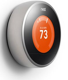 Nest Thermostat: It Learns and I Save