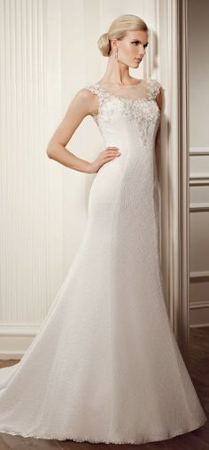 Elianna Moore 2014 Wedding Dress Collection | Team Wedding Blog
