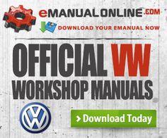 Official VW Workshop Manuals
