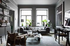 En venta el apartamento de una estilista de interiores sueca - Blog decoración estilo nórdico - delikatissen
