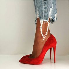 high heels – High Heels Daily Heels, stilettos and women's Shoes Crazy Shoes, Me Too Shoes, Elle Ferguson, Mode Shoes, Zapatos Shoes, Shoes Heels, Fab Shoes, Stiletto Shoes, Vans Sneakers