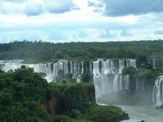 Due giorni alle Cascate di Iguaçu. Brasile e Argentina