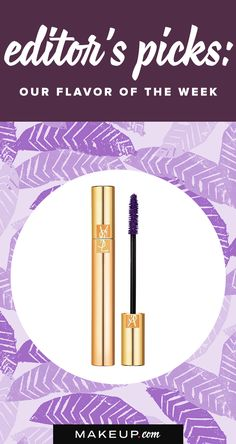 Mascara can transform an entire eye makeup look, but this spring, we're thinking outside of the traditional black mascara. Lancome's Mascara Volume Effect Faux Cils in violet is easily one of the best luxury colored mascaras, and we'll tell you why you'll love the makeup product.