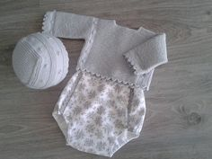 Knitting For Kids, Baby Knitting Patterns, Baby Patterns, Baby Girl Fashion, Kids Fashion, Tricot Baby, Cardigan Bebe, Knitted Baby Clothes, Little Girl Outfits