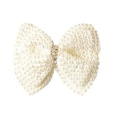 2 Pcs Boutique Pearl Hair Bows For Sweet Girls White Rhinestone Hairbows With Alligator Clip Lovely Pearl Hair Accessories Big Hair Bows, Ribbon Hair Bows, Baby Girl Hair Clips, Pearl Boutique, Pearl Hair Pins, Fashion Leaders, Kids Boutique, Sweet Girls, Baby Girls