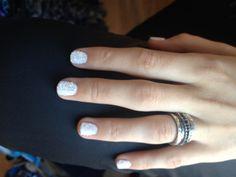 Caviar nails ciate!