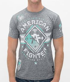 09e52d17c7 American Fighter Massachusetts T-Shirt - Men s T-Shirts in Heather Grey