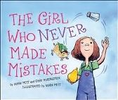For the little perfectionist - so I can teach students to try without worrying about failing or fear of rejection. I should probably read this and learn the lesson myself.