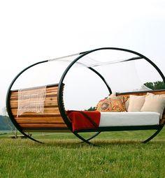 The best outdoor beds, hammocks & more - Rockabye Bedtime   Gallery   Glo