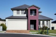 colores exteriores casas fachadas pintar casa elegantes cafeversatil guardado desde