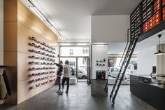 Novacane store by Bastian Braun Berlin Germany Novacane store by Bastian Braun, Berlin   Germany