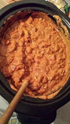 Home made Chicken Tikka Masala
