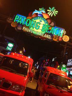 Phuket - Patong (Bangla Rd) Thailand 2006/2007/2013