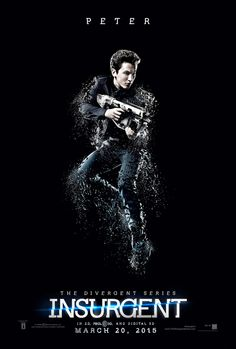 See All Eight 'Divergent Series: Insurgent' Character Posters, Including Shailene Woodley And Miles Teller Miles Teller, Divergent Fandom, Divergent Trilogy, Divergent Insurgent Allegiant, Tfios, Ansel Elgort, Veronica Roth, Shailene Woodley, Theo James
