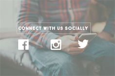 Find Us Socially