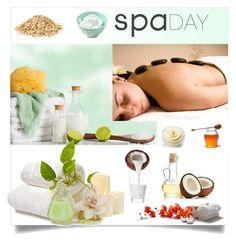 """""""Spa Day is My Day"""" by clotheshawg ❤ liked on Polyvore featuring interior, interiors, interior design, home, home decor, interior decorating and spaday"""