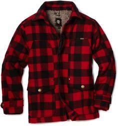 Timberland Boys 8-20 Lumberjack Plaid Jacket $37.79