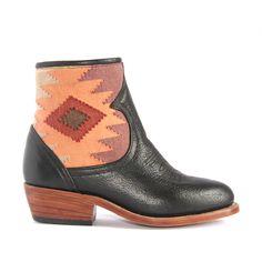 Comalapa Short Boot by Uxibal