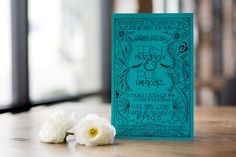 Mexicana Wedding Invitation Suite by JuneBrideLettering on Etsy, $5.00