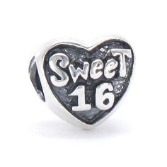 Moress SWEET 16 Heart Solid 925 Sterling Silver European Charm Bead - Compatible Brand Bracelets : Authentic Pandora, Chamilia, Moress, Troll, Ohm, Zable, Biagi, Kay's Charmed Memories, Kohl's, Persona & more! Moress Bead Charms,http://www.amazon.com/dp/B006AI6EV0/ref=cm_sw_r_pi_dp_pkaGsb02DQEXNKGR