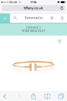 Tina's Tiffany wish list