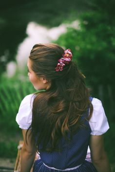 Traditional hair accessories flower comb by We are Flowergirls Flower Hair Accessories, Popular Hairstyles, Bride Hairstyles, Flower Crown, 4th Of July, Hair Cuts, Hair Beauty, Long Hair Styles, Collection