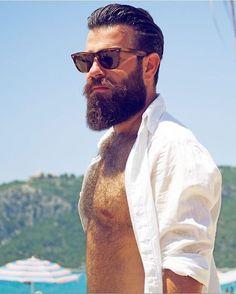 Executive Spice Beard Balm World Class Beard Products as Seen in GQ Magazine 2016 Great Beards, Awesome Beards, Hairy Men, Bearded Men, Bart Tattoo, Barba Sexy, Sexy Bart, Beard Cuts, Men Fashion