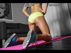 Thong Shape Up Workout- Bodyrock.tv