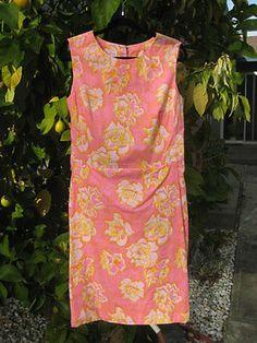 Vintage Lilly Pulitzer Dress L XL | eBay