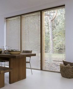 Aluminium Venetian Blinds - LUXAFLEX® Aluminium Venetian Blinds are simple and stylish, providing a timeless design that suits many decorating styles.