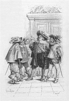 Maurice Leroy  Three Musketeers #4