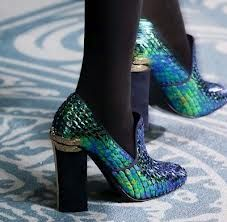 Tory Burch. Dragonfly. Autumn 2013, needlepoint shoes