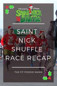 Saint Nick Shuffle Race Recap! #RunChat #BibChat #WildWorkoutWednesday
