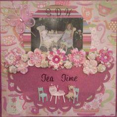 Tea time Layout $12