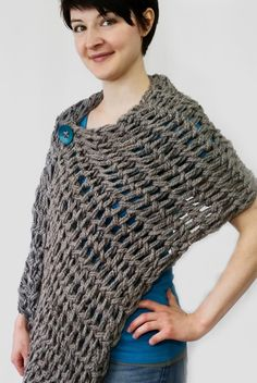 Spring Mountain Shawl « Knitting Board Blog
