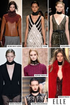 The Complete Fall 2015 Trend Guide