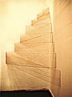 Projeto Lygia Pape | Obras | Anos 70 Tteia 1A 1979 Fio de cobre Projeto 1