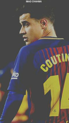 Philippe coutinho walpaper FC Barcalona 2018