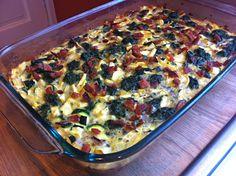 Paleo Breakfast Recipes | practically paleo post: Paleo Breakfast Casserole - Featured Recipe