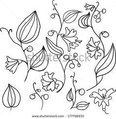 Image result for flower illustration