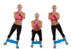 Julie Lohre Dancer Workout Side Leg Raise with Squats Dancer Workout Plan, Dancer Leg Workouts, Fat Burning Workout Plan, Weight Loss Workout Plan, Thigh Exercises, Thigh Workouts, Dancer Legs, Leg And Glute Workout, Weight Loss Blogs
