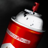 How to Make a Textured 3D Spray Can