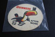 1963 Beermat Guinness Cat 0121 (2A41 9/14)