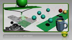 Trabalhos produzidos no curso 3D Max Básico: http://tonka3d.com.br/curso-3ds-max.html