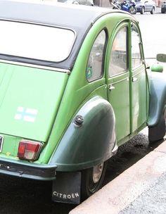 Citroen automobile - cute image