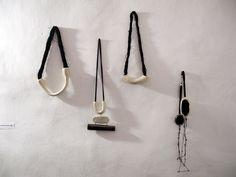 Ceramic Jewelry by Hana Karim