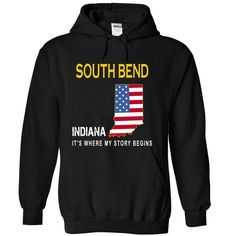 #Automotivetshirt... Nice T-shirts  Worth :$34.00Purchase Now    Low cost Codes   View pictures & photographs of SOUTH BEND - Its Where My Story Begins t-shirts & hoodies:For those who don't completely love our design, you possibly can SEARCH your favourite one thr....