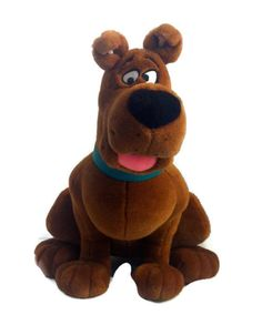 "Scooby Doo 19"" Plush Stuffed Animal Kings Island Amusement Park Hanna Barbera #HannaBarbera"