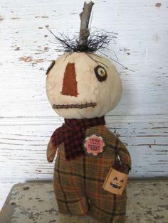 Primitive-Grungy-Folk-Art-Stumpkin-Pumpkin-Trick-or-Treat-Doll-Sewmany-Stitches